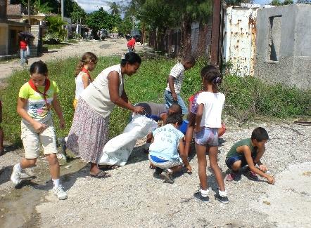 educación medioambiental en cuba