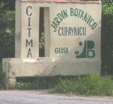 30 años del Jardín Botánico Cupaynicú de Guisa municipio de granma