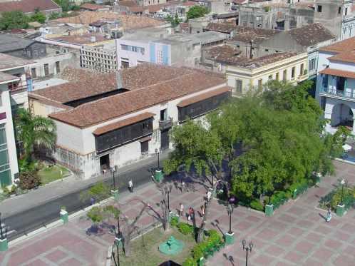 casa mas antigua de cuba_casa de diego velazquez_museo de ambiente historico cubano
