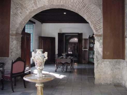casa más antigua de cuba_casa de diego velázquez_museo de ambiente histórico