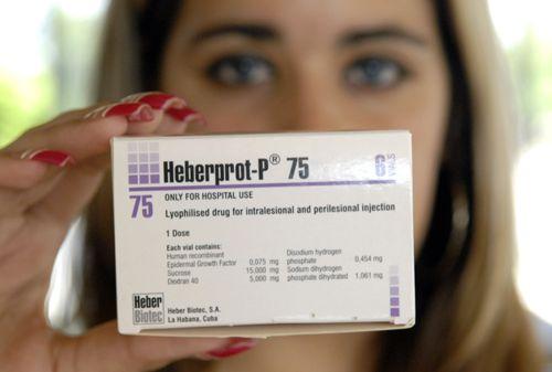 Heberprot-P y el tratamiento de la úlcera del pie diabético