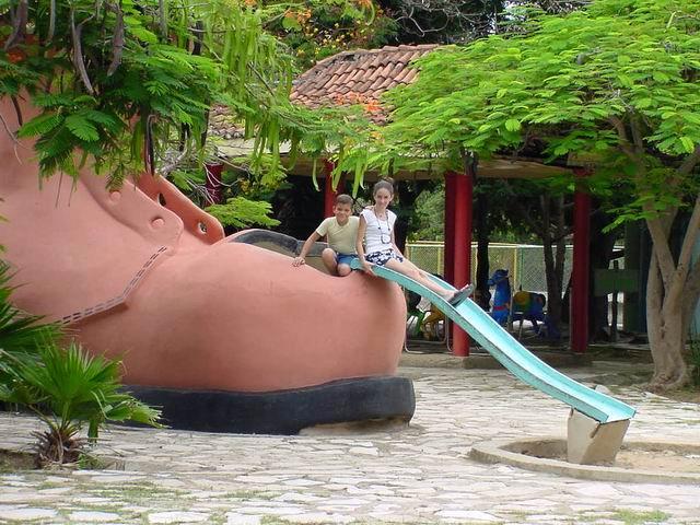 parque baconao de santiago de cuba