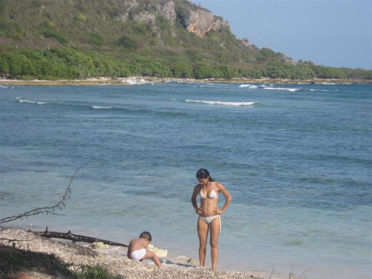 Atractivos de las playas de Baconao