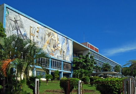 universidad de Oriente de Santiago de Cuba