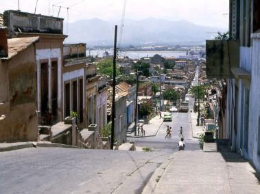 Formación de una villa del Caribe urbanismo y arquitectura de Santiago de Cuba