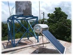 ciencia de cuba_ciencia cubana_Colector Solar_fuentes renovables de energía en santiago de cuba