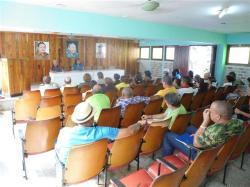 ciencia de cuba_ciencia cubana_III 3 tercer Taller Regional de Formación de capacidades para el manejo costero_municipio guamá (18)