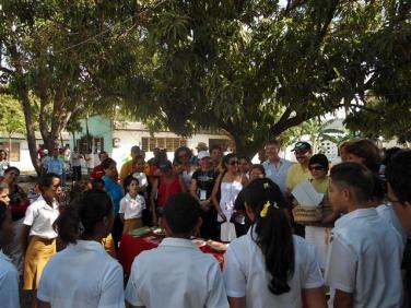 ciencia de cuba_ciencia cubana_III 3 tercer Taller Regional de Formación de capacidades para el manejo costero_municipio guamá (23)