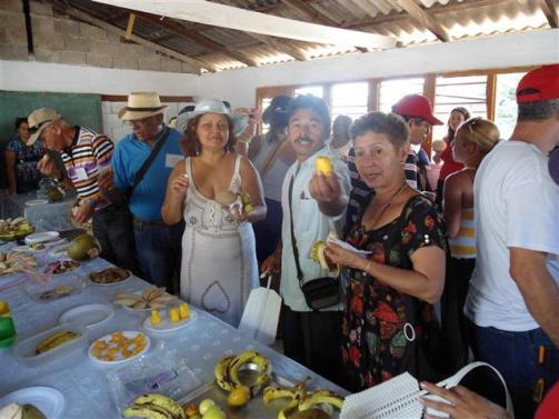 ciencia de cuba_ciencia cubana_III 3 tercer Taller Regional de Formación de capacidades para el manejo costero_municipio guamá (29)