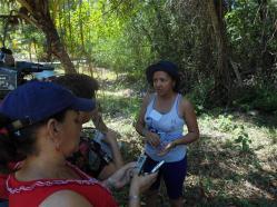ciencia de cuba_ciencia cubana_III 3 tercer Taller Regional de Formación de capacidades para el manejo costero_municipio guamá (38)
