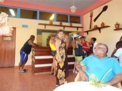 ciencia de cuba_ciencia cubana_III 3 tercer Taller Regional de Formación de capacidades para el manejo costero_municipio guamá (68)