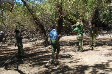 ciencia de cuba_ciencia cubana_manglares de cuba_santiago de cuba_III Taller Regional de Formación de Capacidades para el Manejo Costero (11)