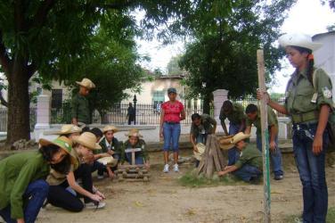 ciencia de cuba_ciencia cubana_pioneros exploradores y cuidado del medio ambiente (1)