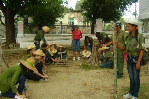 ciencia de cuba_ciencia cubana_pioneros exploradores y cuidado del medio ambiente (9)