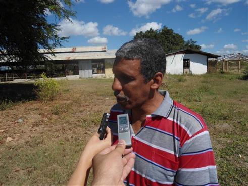 Rubén Ramos, director del centro de Investigaciones de Energía Solar CIES de Santiago de Cuba
