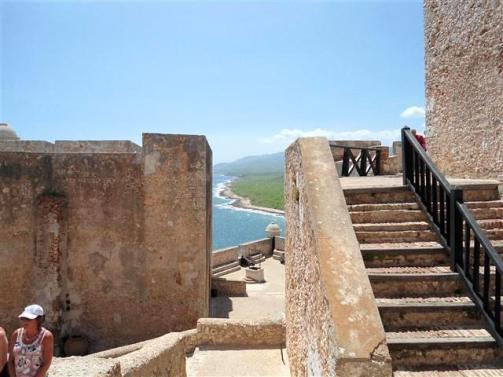 castillo san pedro de la roca_morro de santiago de cuba_ciencia de cuba_portal de la ciencia cubana (27)