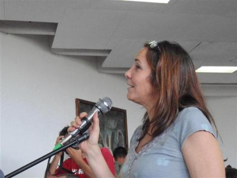 Mariela Castro Espín, otra adepta de las redes sociales