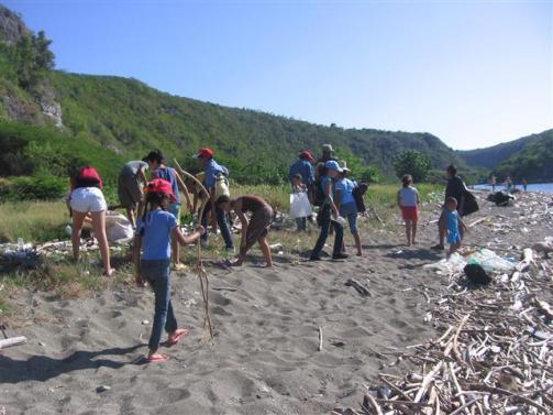 ciencia de cuba_portal de la ciencia cubana_niños y educación ambiental en cuba_limpieza de las costas de santiago de cuba (14)