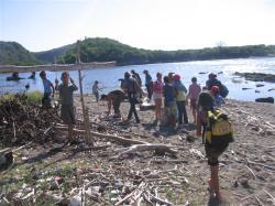 ciencia de cuba_portal de la ciencia cubana_niños y educación ambiental en cuba_limpieza de las costas de santiago de cuba (19)