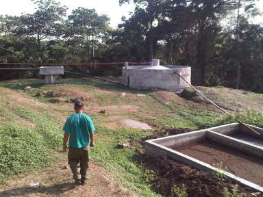 Uso del biogás en Santiago de Cuba