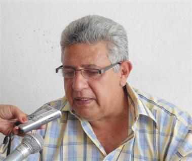Andrés Raúl Espino, especialista en Fuentes Renovables de Energía en Santiago de Cuba