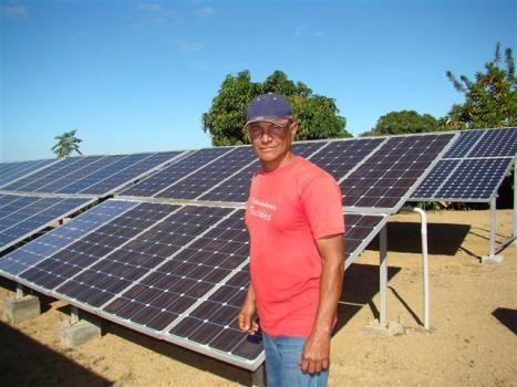 Central Fotovoltaica Santamaría del Loreto