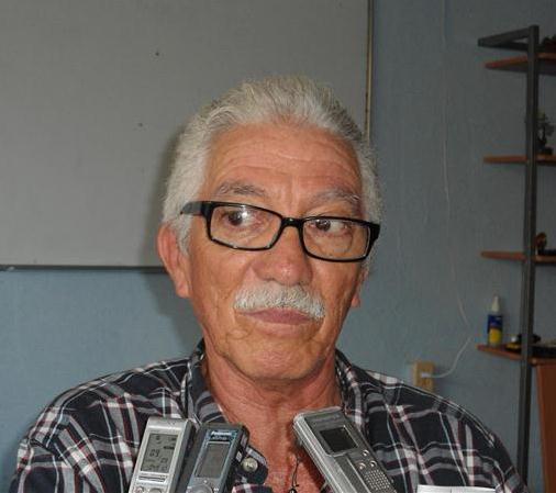 Dr. Adonis Lucas Verdecia Ortiz, profesor titular e investigador del Centro de Estudios Cuba-Caribe