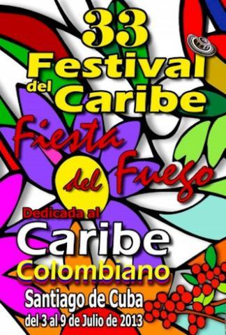 santiago-de-cuba_cartel-del-festival-del-caribe-edicion-33_2