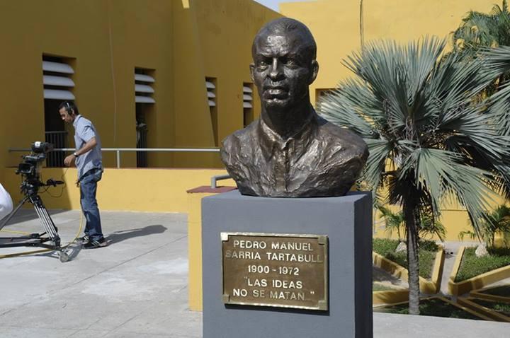 retrato escultorico de pedro sarría_museo historico 26 de julio_cuartel moncada (1)