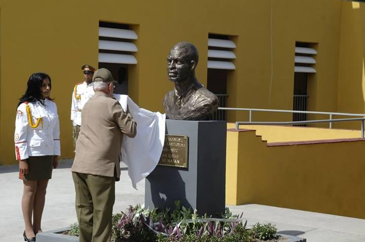 retrato escultorico de pedro sarría_museo historico 26 de julio_cuartel moncada (3)