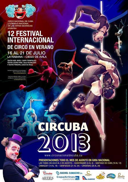 CIRCUBA 2013
