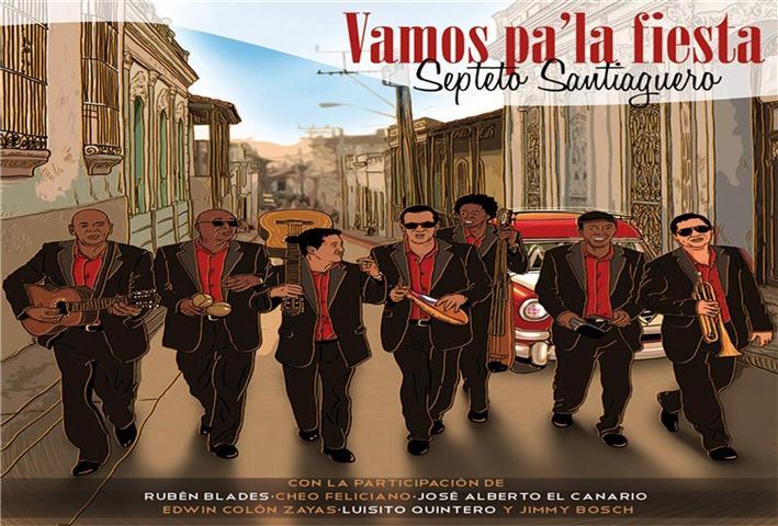 vamos pa la fiesta_septeto santiaguero_14 grammy latino