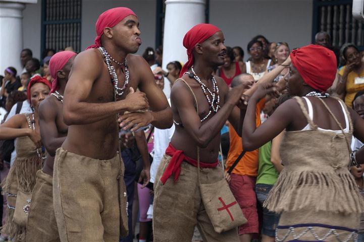 feria de la cubania y religiosidad