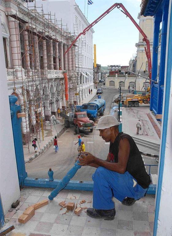 reparaciones ayuntamiento de santiago de cuba