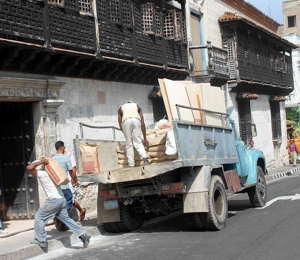 reparan casa mas antigua de cuba