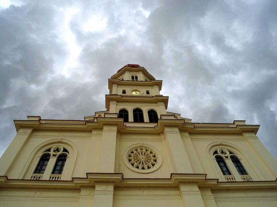 basilica de la virgen de la caridad de el cobre