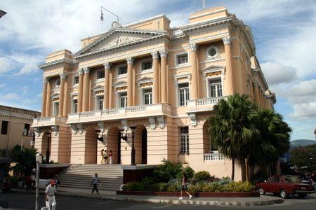 palacio de gobierno de santiago de cuba