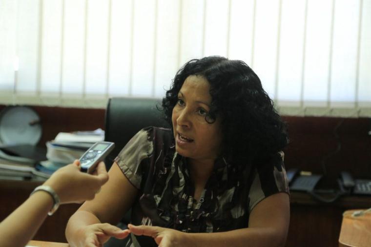 Martha Mesa Valenciano, Rectora de la Universidad de Oriente