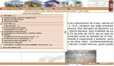 multimedia_santiago de cuba_500 aniversario