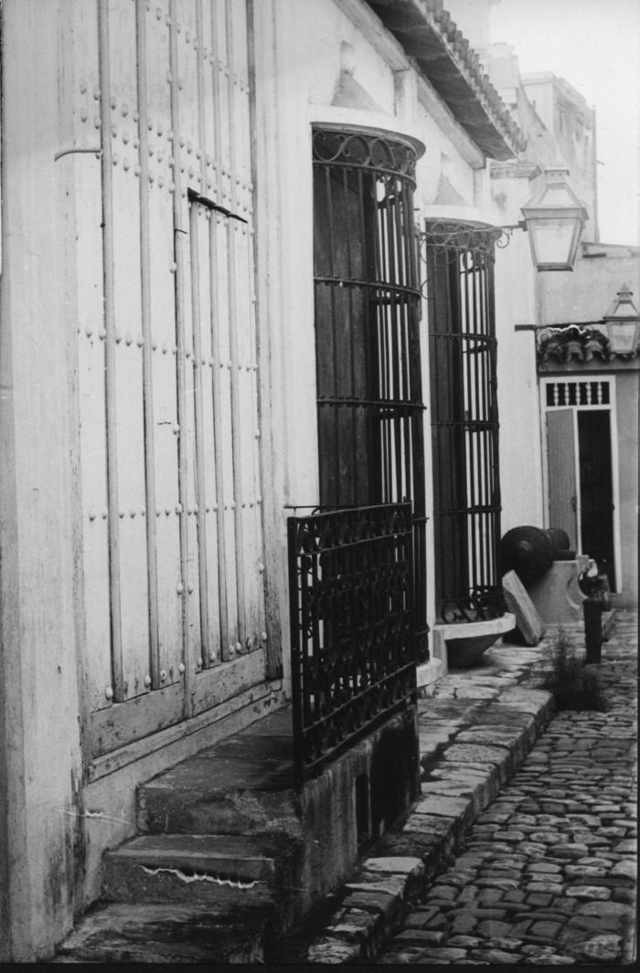 Callejón Bofill, en el Museo Emilio Bacardí, donde se puede respirar el ambiente colonial de Santiago de Cuba