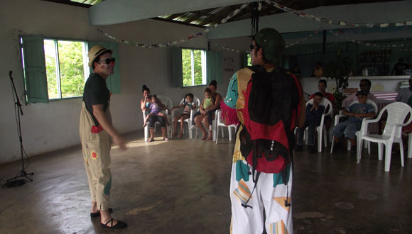 Proyecto Korimakao-Cienaga de Zapata
