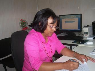 MsC. Zelma Corona Ochoa, Delegada del CITMA en Santiago de Cuba