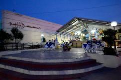 Plaza Marina, cafetería estatal de productos del mar