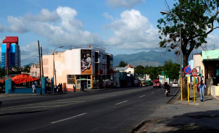 Avenida Victoriano Garzón