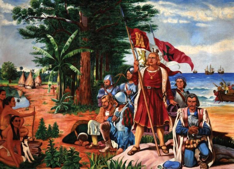 colonizacion española cuba