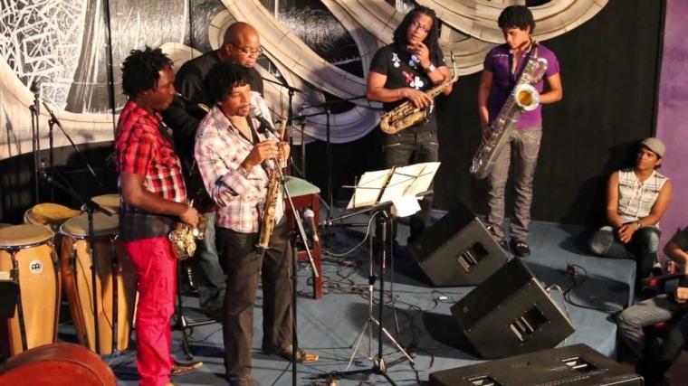 magic sax quartet_santiago de cuba_veinte 20 aniversario