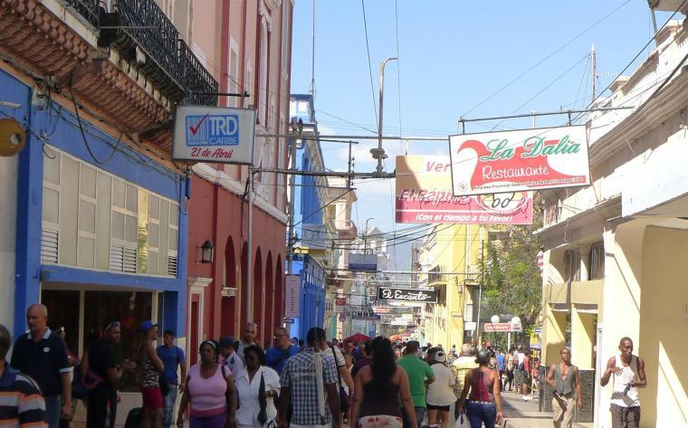 calle enramadas_santiago de cuba