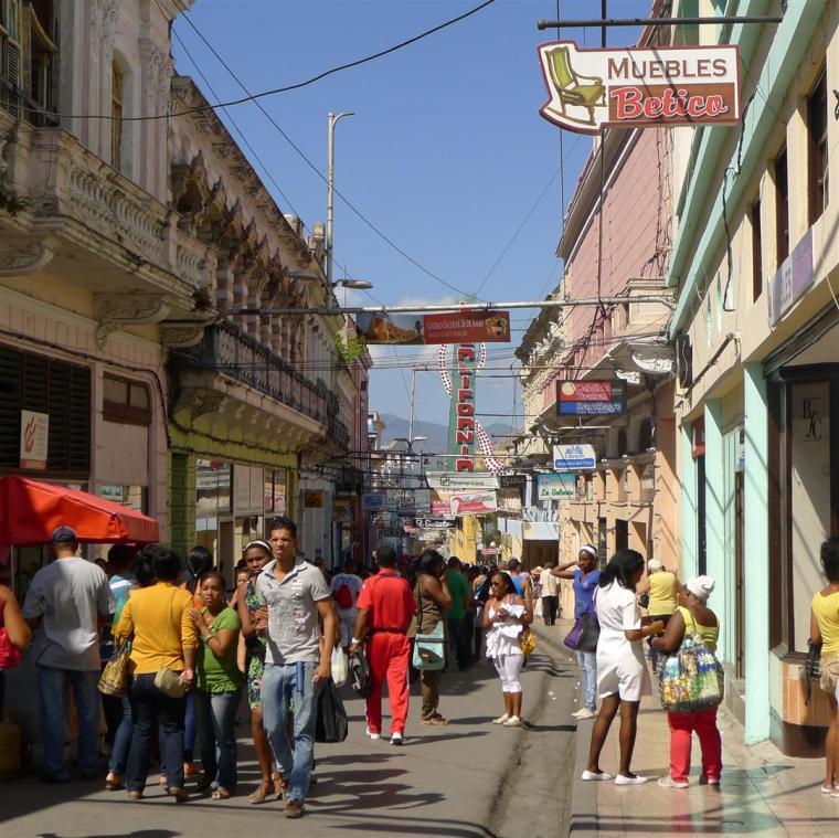 calle enramadas_santiago de cuba_corredor patrimonial