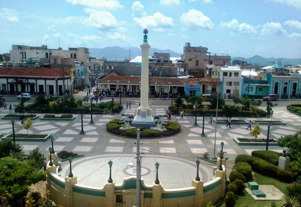 plaza de marte_foto aérea