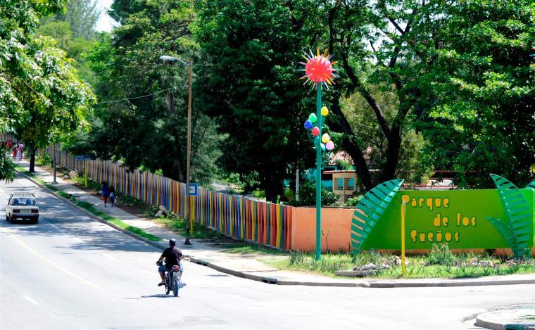 El Parque de los Sueños reúne lo que antes se conocía como Parque de Diversiones, Zoológico y otras atracciones cercanas al lugar. Foto J. Loo Vázquez